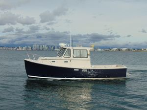 Used Atlas Boat Works Acadia Commercial Boat For Sale