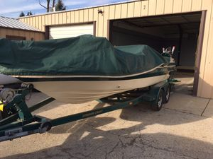 Used Smoker Craft V180 SC Bowrider Boat For Sale