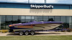 Used Checkmate 33 ZT High Performance Boat For Sale