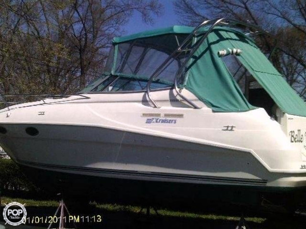Used Cruisers Yachts 31 Express Cruiser Boat For Sale