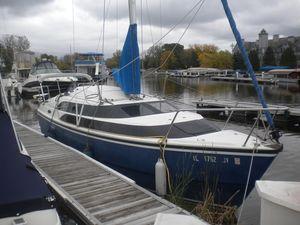 Used Macgregor 26cruiser/racer Motorsailer Boat For Sale