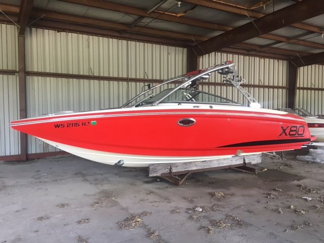 2006 Used Mastercraft X80 High Performance Boat For Sale 49995