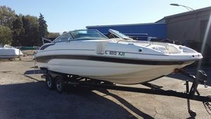 Used Bryant 255 Bowrider Boat For Sale