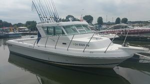 Used Sportcraft 302 Sports Fishing Boat For Sale