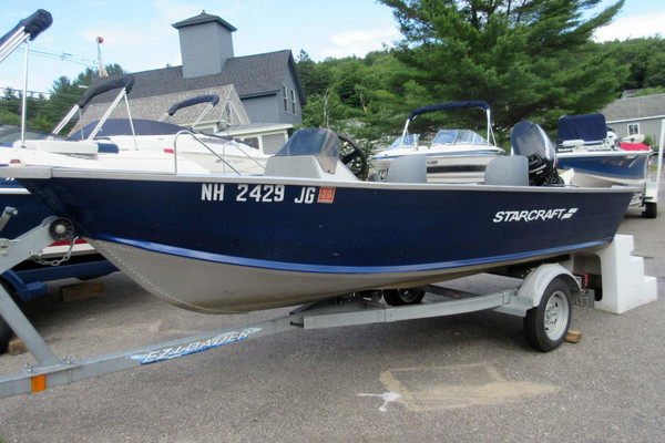 Used Starcraft 14 SF DLX 11708 Other Boat For Sale