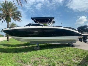 Used Sea Ray 290sdx-ob Other Boat For Sale