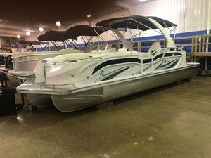 New Jc Pontoon Sporttoon 26 LG Pontoon Boat For Sale