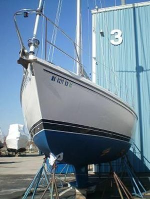 Used Catalina C34 Racer and Cruiser Sailboat For Sale
