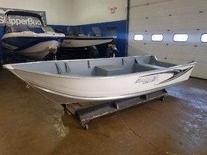New Smoker Craft Alaskan 15 DLX Freshwater Fishing Boat For Sale