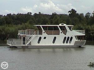 Used Chiasson Catamaran MotorYacht House Boat For Sale
