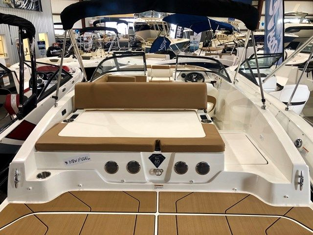 2019 New Bayliner Deck Boat Dx2050 Bowrider Boat For Sale