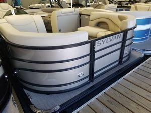 New Sylvan Mirage Fish 8520 Cruise-n-fish Pontoon Boat For Sale
