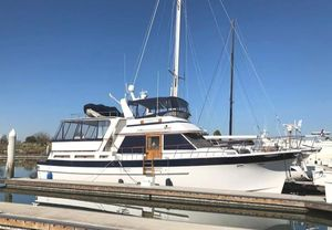 Used Hershine 52 CPMY Motor Yacht For Sale
