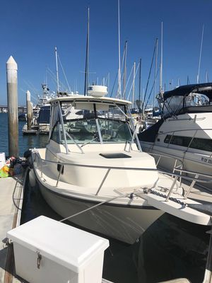 Used Parker 2310 Walkaround Saltwater Fishing Boat For Sale