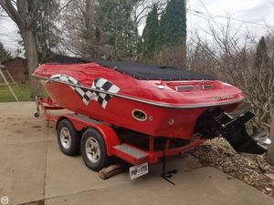 Used Crownline 21 LPX Bowrider Boat For Sale