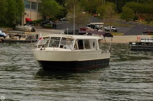 Used Marinette 30 Express Cruiser Boat For Sale