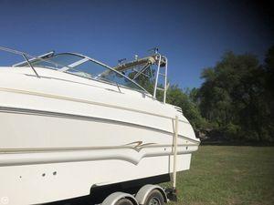 Used Larson 274 cabrio Express Cruiser Boat For Sale