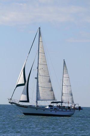 Used Vagabond 47 Cruiser Sailboat For Sale