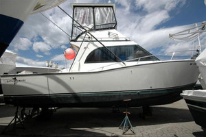 Used Albemarle 325 Convertible Sports Fishing Boat For Sale