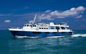 Used Swiftship 95 Commercial Boat For Sale