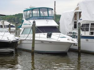 Used Sea Ray 370 Sedan Bridge Motor Yacht For Sale