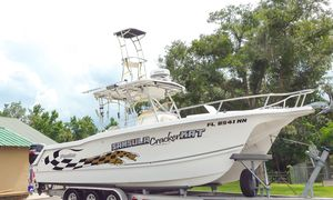 Used Prokat 2860 Center Console Fishing Boat For Sale