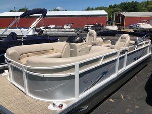 New Jc Spirit 247TT SportSpirit 247TT Sport Pontoon Boat For Sale