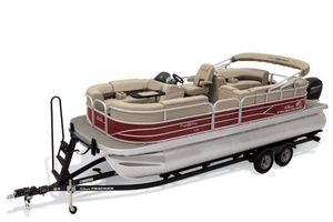 New Sun Tracker Pontoon Boat For Sale