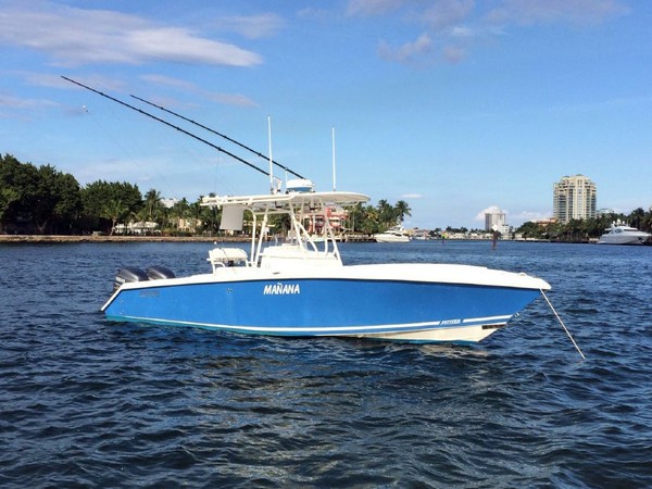 Used Jupiter 27 Forward Seating Center Console Boat For Sale