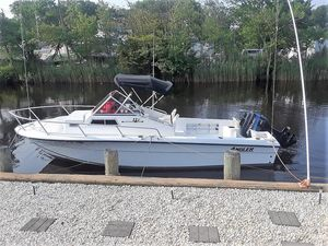 Used Angler 220 W/A Cuddy Cabin Boat For Sale
