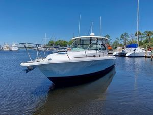 Used Stamas 370 Express Sports Cruiser Boat For Sale