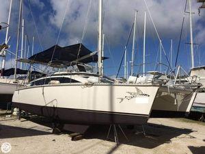 Used Pdq Yachts 36 Capella Catamaran Sailboat For Sale