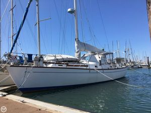 Used Morgan 461 Cutter Sailboat For Sale