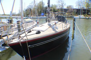 Used Sparkman & Stephens 38 Sloop Sailboat For Sale