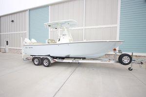 New Sea Born Lx24-cc Center Console Fishing Boat For Sale