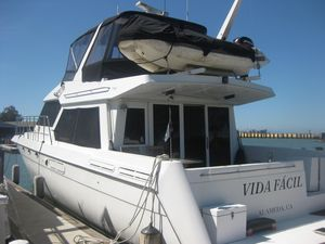 Used Navigator 5300 Pilothouse Boat For Sale