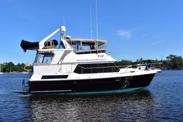 Used Chb Oceania Trawler Boat For Sale