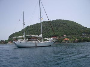 Used Hardin Voyager 45 Ketch Sailboat For Sale
