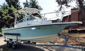 Used Trophy 2102 WA Walkaround Fishing Boat For Sale