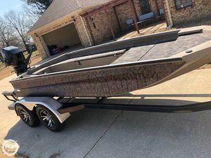 Used Havoc 1656 DBST Aluminum Fishing Boat For Sale