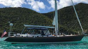 Used Bristol Custom 57 Cruiser Sailboat For Sale
