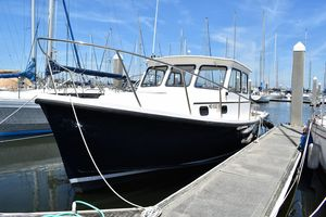 Used Eastern 31 Hardtop Commercial Boat For Sale