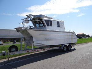 Used Armstrong Marine Survey Catamaran Power Catamaran Boat For Sale