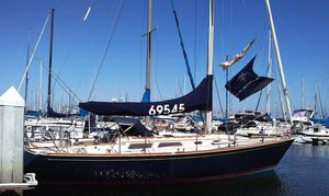 Used Sabre 38 MK II Cruiser Sailboat For Sale