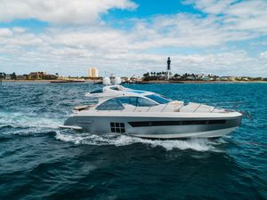 Used Azimut 55 S Motor Yacht For Sale