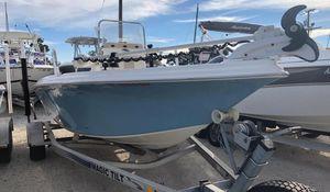 Used Carolina Sea Skiff Center Console Fishing Boat For Sale