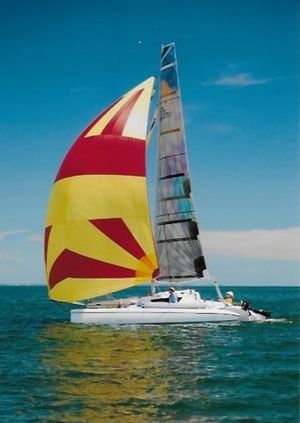 Used Corsair Dash 750mkii #398 Trimaran Sailboat For Sale