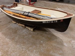 Used Dinghy Johhansen Trinka 10 Other Sailboat For Sale