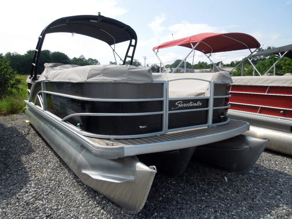 New Sweetwater Premium Edition 220 SLP Pontoon Boat For Sale