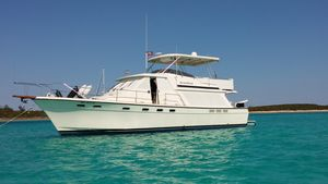 Used Bayliner 4550 Pilothouse Motoryacht Motor Yacht For Sale